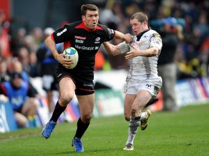 Heineken Cup - Quarter Final - Saracens v Ospreys - Vicarage Road Stadium