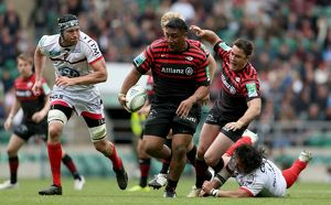 Heineken Cup - Semi-Final - Saracens v Toulon - Twickenham Stadium