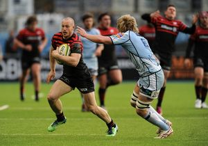 LV=Cup - Saracens v Cardiff Blues - Allianz Park