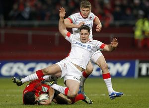 Rugby Union - Heineken Cup - Pool One - Munster Rugby v Saracens - Thomond Park