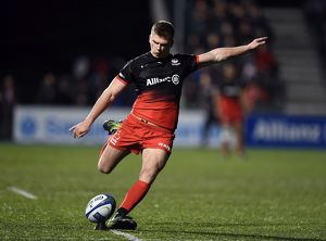 <b>Saracens v Toulouse - European Champions Cup - Pool One - Twickenham Stoop</b><br>Selection of 7 items
